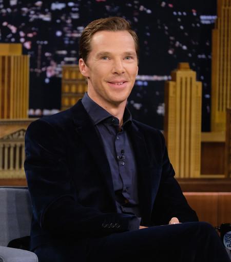 De terciopelo y suede: Benedict Cumberbatch sabe cómo vestir las texturas de la temporada