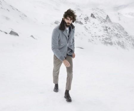 Brunello Cucinelli Fall Winter 2015 Lookbook 005