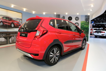 Honda Jazz X Road