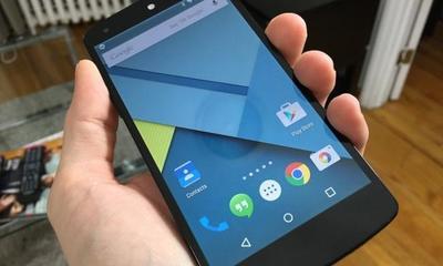 Disponible la imagen de fabrica de Android 5.0.1 para el Nexus 5