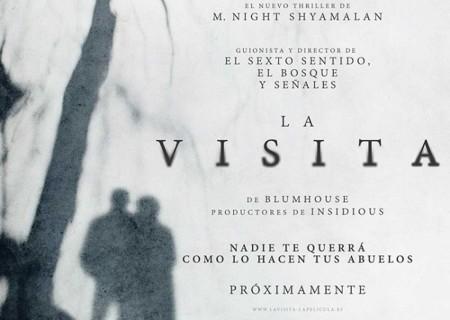 'La Visita', escalofriante y divertida al mismo tiempo