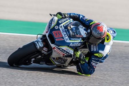 """Jordi Torres aprueba en su debut en MotoGP: """"Pensé que sería mucho más difícil"""""""