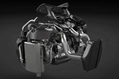 Yamaha Sidewinder 10