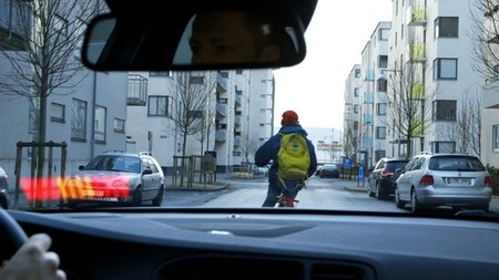 Sonido coches para ciclistas