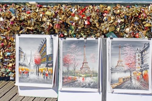 Los 9 rincones más románticos (y no tan conocidos) de París, para los muy enamorados de la ciudad
