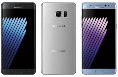Este es el Galaxy Note 7, se filtran imágenes oficiales antes de su presentación