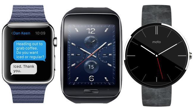 Android Wear vs Tizen vs AppleWatch ¿qué permite cada sistema a día de hoy?