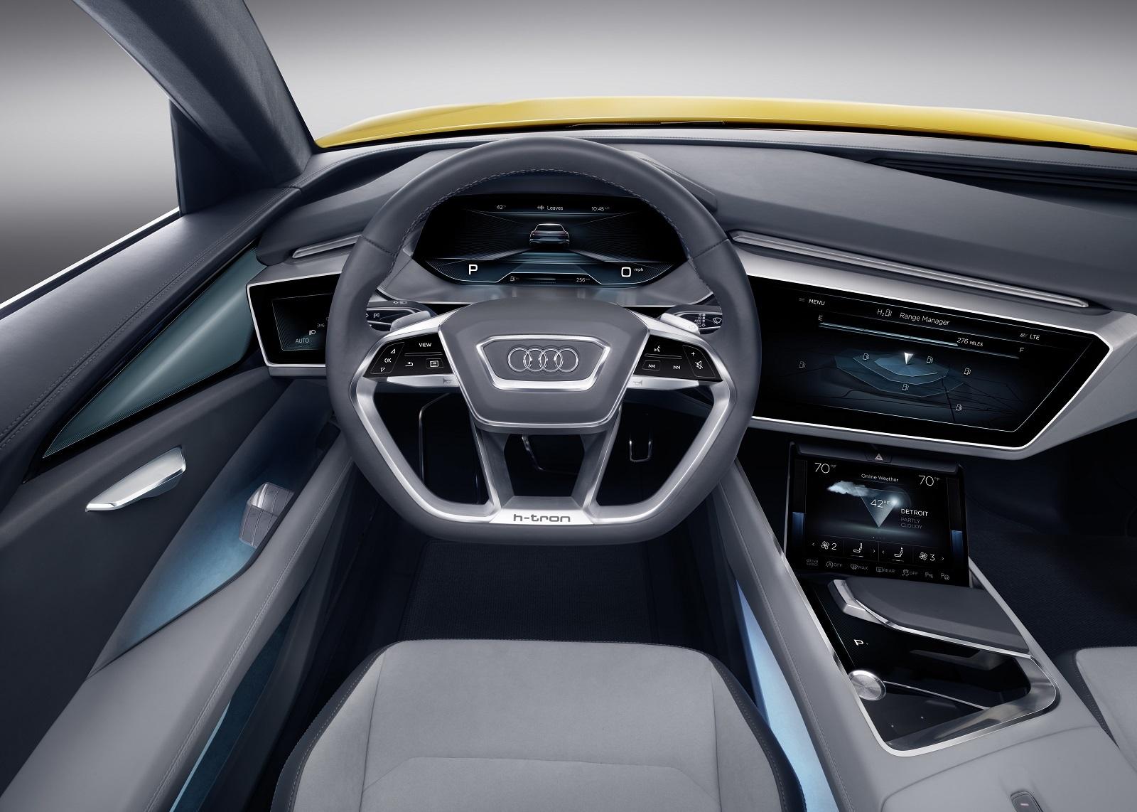Foto de Audi h-tron quattro concept (5/8)