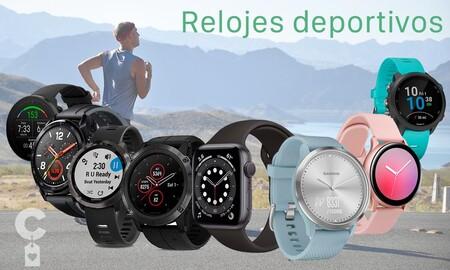 Relojes deportivos: Xiaomi, Samsung, Apple… ¿Cuál es mejor comprar?