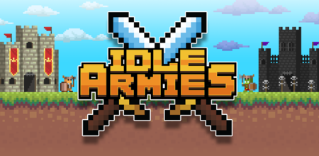 Idle Armies, un nuevo juego donde puedes actuar como héroe o villano: App de la Semana.