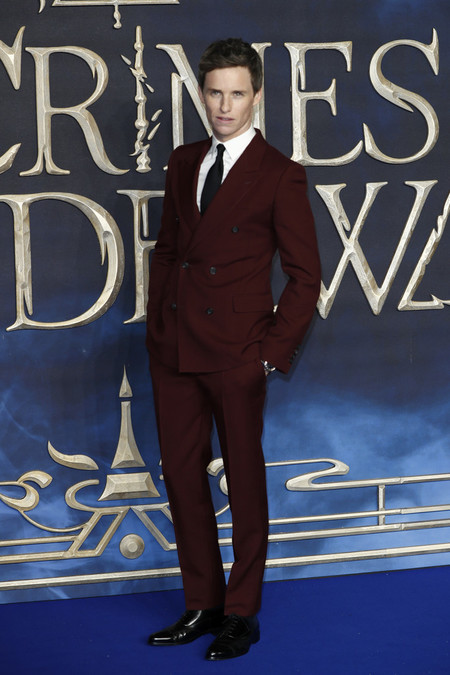 Eddie Redmayne Fantastic Beasts The Crimes Of Grindelwald Uk Premiere Red Carpet Arrivals 3