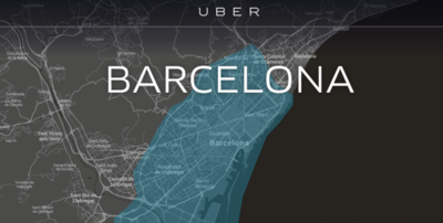 """Más problemas para Uber en España: la Generalitat exige el """"cierre inmediato"""" del servicio"""