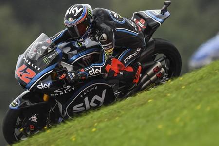 Pecco Bagnaia Moto2 Motogp Austria 2018 1