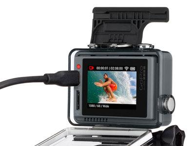 Nueva GoPro HERO+ LCD: más asequible y con pantalla táctil
