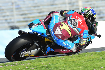 Franco Morbidelli Moto2 Gp Americas 2017