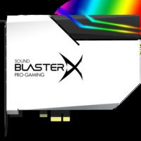 Creative pone a la venta su nueva Sound BlasterX AE-5 Plus Pure Edition, una tarjeta de sonido para amantes del mooding