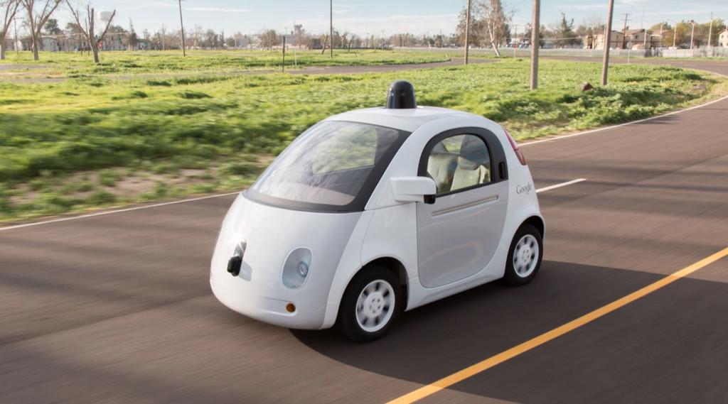 Coche autonómo Google