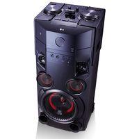 La fiesta es portátil con La Bestia, el altavoz LG OM5560 con 500 W de potencia que Mediamarkt te deja en 175 euros