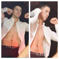 ¡¡Menudo provocador Nick Jonas!! ¡¡Se ha marcado un striptease en un club gay!!