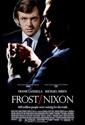 'Frost/Nixon' de Ron Howard, póster