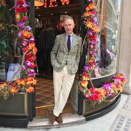 El Mejor Street Style De La Semana Llega De La Mano De La London Fashion Week Men S 11