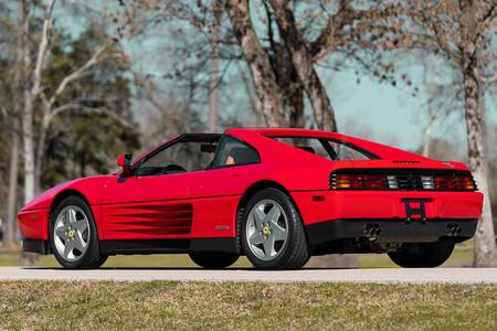Subasta Ferrari