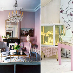 Foto 2 de 9 de la galería casas-que-inspiran-un-piso-muy-femenino en Decoesfera