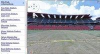 Mundial 2010: panorámicas de los diez estadios sudafricanos