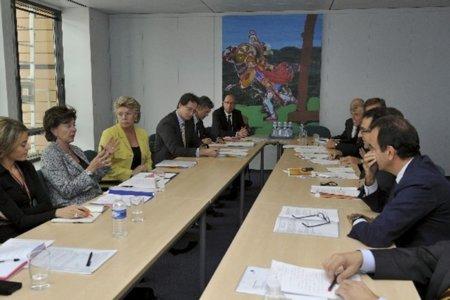 La presentación de la Agenda Digital en Madrid un panel de Directores Generales