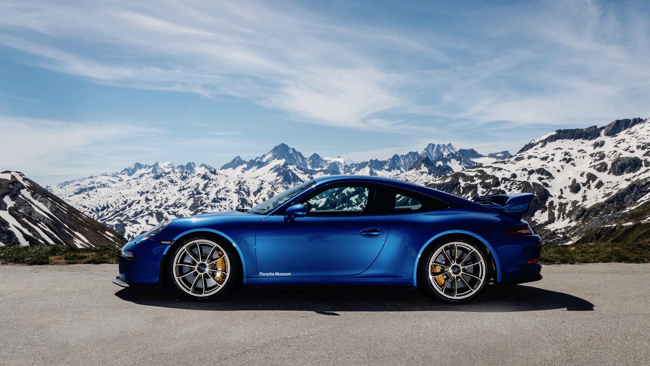 Foto de Porsche 911 GT3 (1/12)