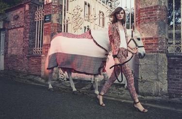Maje colección Primavera-Verano 2012: la sofisticación sencilla