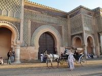 Meknès: una alternativa tranquila al bullicio de Fez