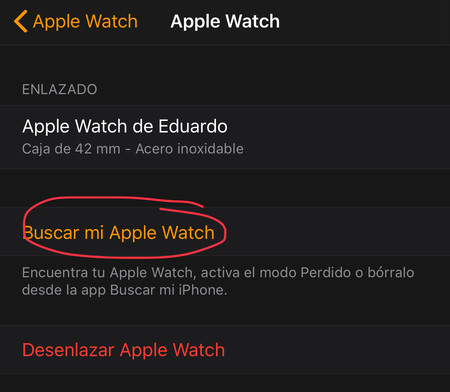Apple Watch atascado en logo manzana