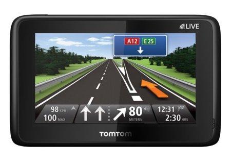 TomTom Go Live 1000 ha sido creado para resucitar a los GPS