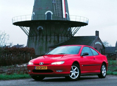 Peugeot 406 Coupe 2001 1600 02