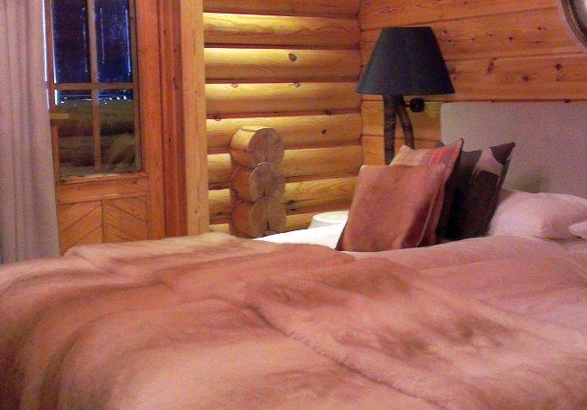 Hotel El Lodge en Sierra Nevada Detalle Habitación