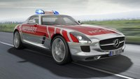 Mercedes-Benz SLS AMG Emergency Medical Concept