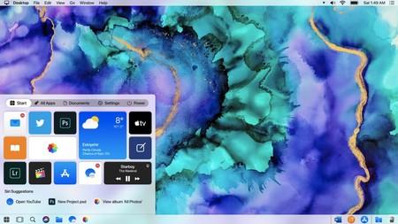 Este vídeo imagina cómo sería Windows 10 si Apple lo crease