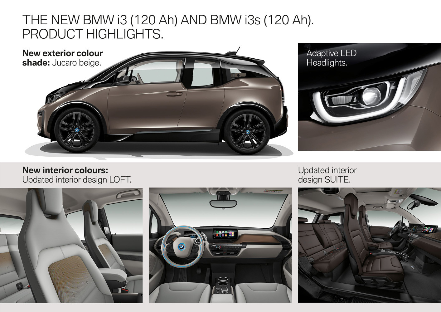 Foto de BMW i3 2019 (12/52)