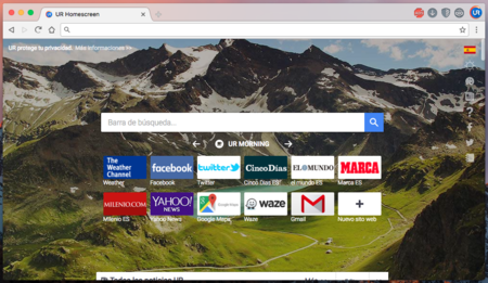 """UR-Browser: privacidad y seguridad en el nuevo navegador para macOS """"hecho en Europa"""""""