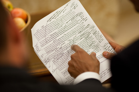Obama Healthcare Speech Draft