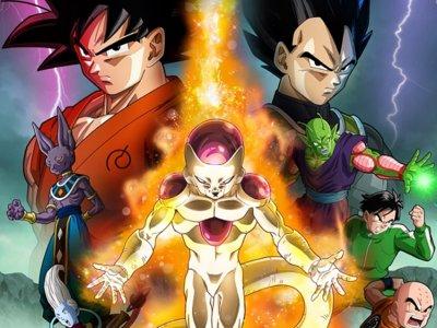 'Dragon Ball Z: La Resurrección de F', nuevo tráiler y carteles de la esperada película