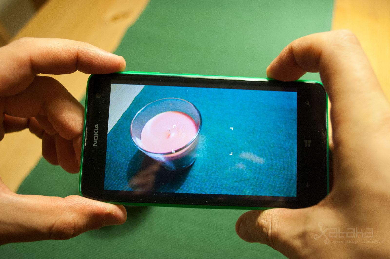 Foto de Nokia Lumia 625, análisis (2/10)