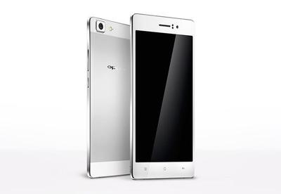 Oppo R5, un smartphone Android con diseño ultra delgado