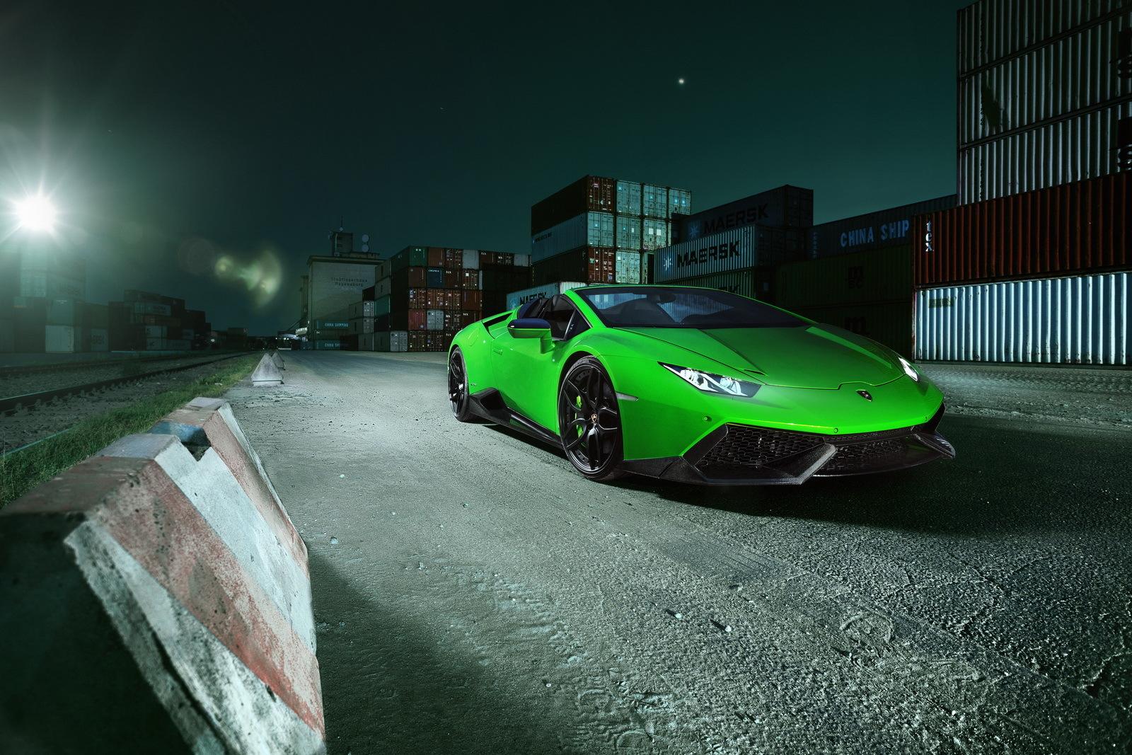 Foto de Novitec Torado Lamborghini Huracán (13/18)