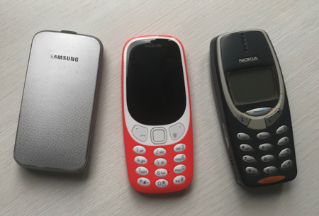 El 4G se extiende entre los móviles más básicos para anticiparse al apagado de las redes 2G y 3G