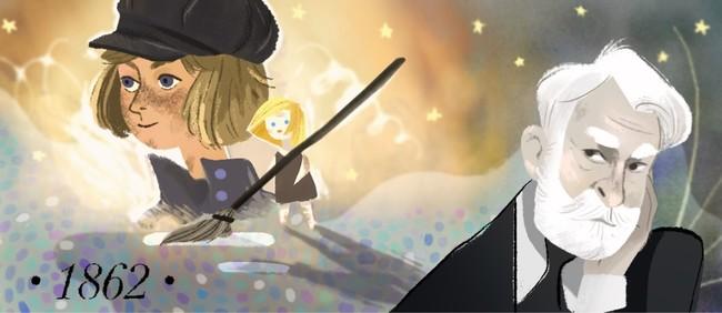 Hugo doodle