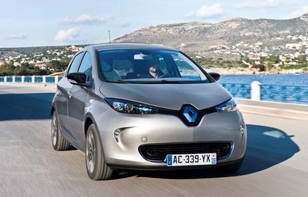 Renault ZOE exterior 39