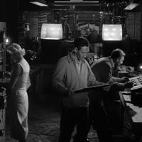 Ciencia-ficción: 'Four Sided Triangle' de Terence Fisher