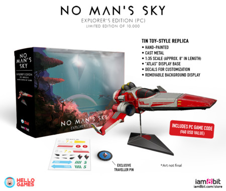 No Mans Sky Explorer Edition